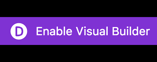Quick Edit Using Divi Visual Builder