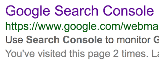 Basic SEO Using Google Search Console